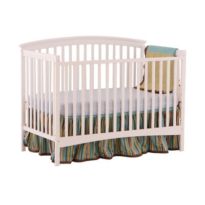 Storkcraft Bradford Fixed Side Convertible Crib