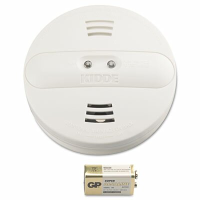 Kidde Fire and Safety Dual Sensor Smoke Alarm