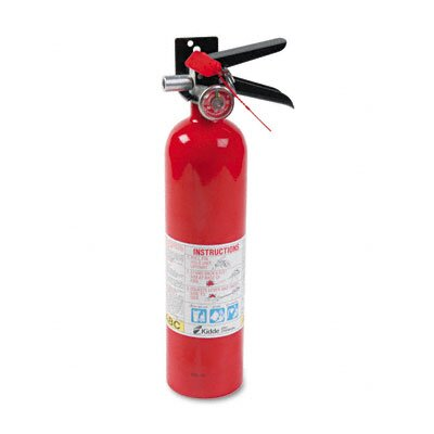 Kidde Fire and Safety Proline Pro 2.5 Mp Fire Extinguisher