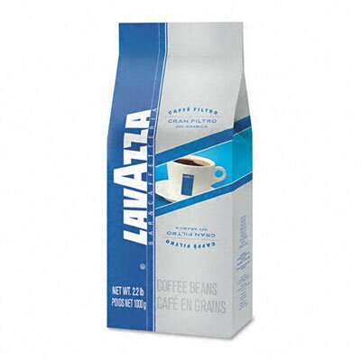 Lavazza Gran Filtro Italian Coffee, Arabica Blend