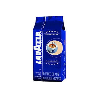 Lavazza Super Crema Whole Bean Bag