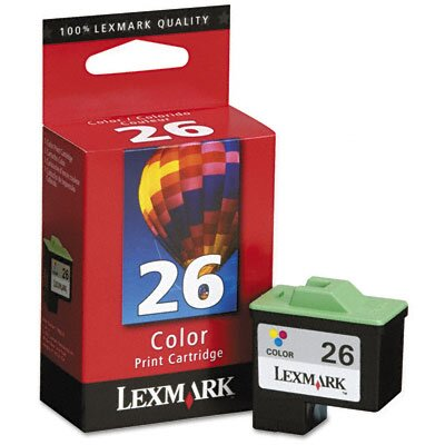 Lexmark International Ink Cartridge, 290 Page-Yield