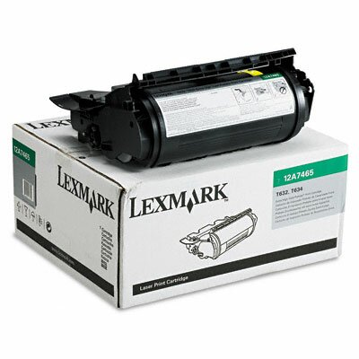 Lexmark International Extra High-Yield Toner, 32000 Page-Yield