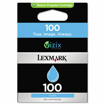 Lexmark International 14N0900 100 Ink Cartridge, 200 Page-Yield