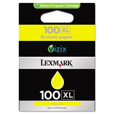 Lexmark International 100Xl High-Yield Ink Cartridge
