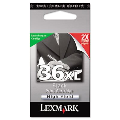 Lexmark International 36XL High-Yield Ink Cartridge