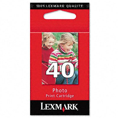 Lexmark International 18Y0340 Photo Print Cartridge, Photo Color