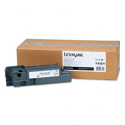 Lexmark International Waste Toner Box for C520/C522/C524, C52X, C53X