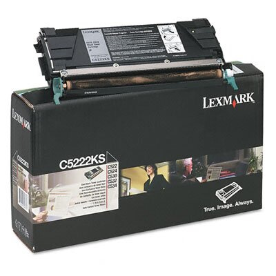 Lexmark International Toner Cartridge, 4000 Page-Yield
