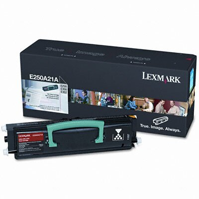 Lexmark International Toner Cartridge, 3500 Page-Yield