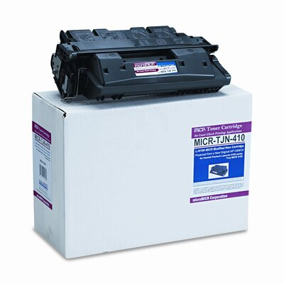 MicroMICR Corporation MICR Toner for LJ 4100, Troy MICR 4100, Equivalent to HEW-C8061X