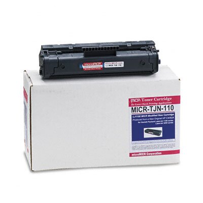 MicroMICR Corporation MICR Toner for LJ 1100 Series, 3200, Equivalent to HEW-C4092A