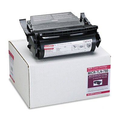 MicroMICR Corporation MICR Toner for T620, T622, Equivalent to LEX-12A6860