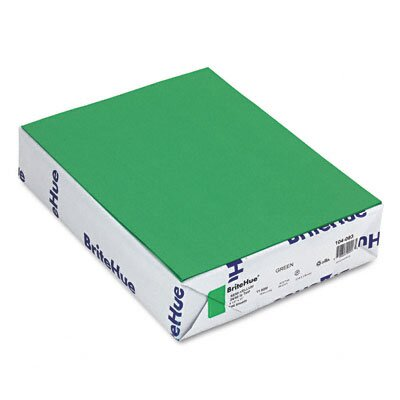 Mohawk Fine Papers BritehueMultipurpose Colored Paper, 500 Sheets/Ream
