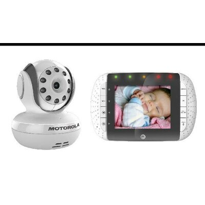 "Motorola Digital Video Baby Monitor with 2.8"" LCD Screen"