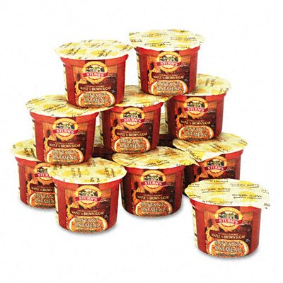 Office Snax Single Serve Instant Oatmeal, 12/Box