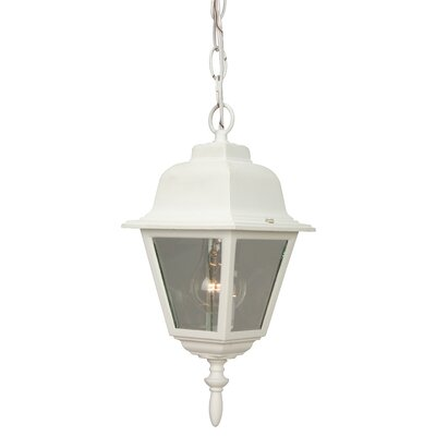 Craftmade Cast Aluminum 1 Light Outdoor Pendant