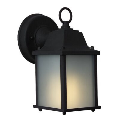 Craftmade Outdoor 1 Light Wall Lantern