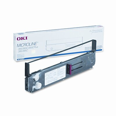 OKI 5M Yeild Nylon Printer Ribbon