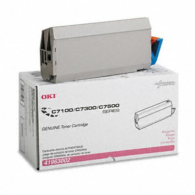 OKI Toner Cartridge (Type C4), 10000 Page-Yield