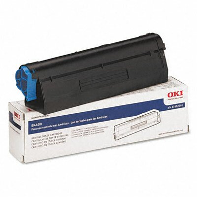 OKI High-Yield Toner, 7000 Page-Yield