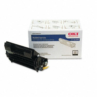 OKI Toner Cartridge, 11000 Page-Yield