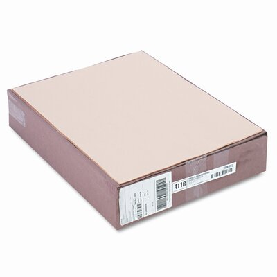 Pacon Corporation Cream Manila Drawing Paper for Dry Media, 60-lb., 18 x 24, 500 Sheets