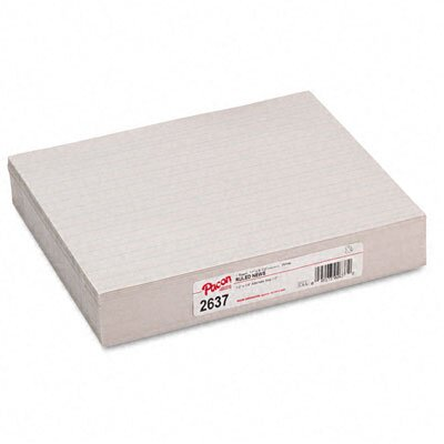 Pacon Corporation Skip-A-Line Ruled Newsprint Paper, 500 Sheets/Pack