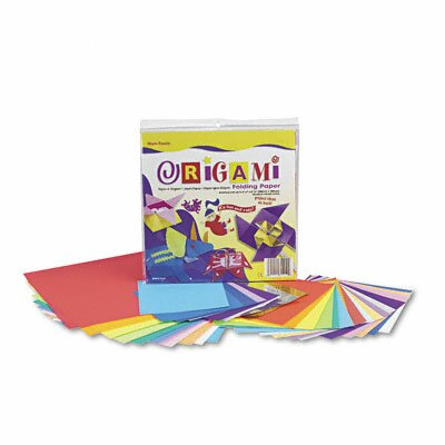 Pacon Corporation Origami Paper, 55 Sheets/Pack