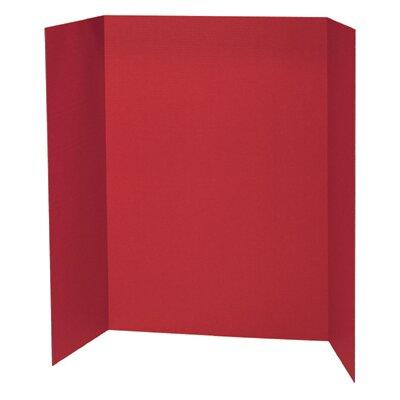 Pacon Corporation Red Presentation Brd 48x36