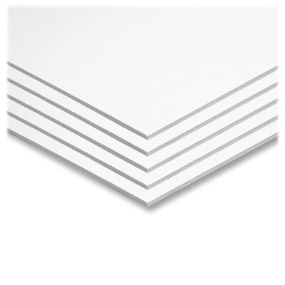 "Pacon Corporation Foam Board, 22""x28"", 5/CT, White"