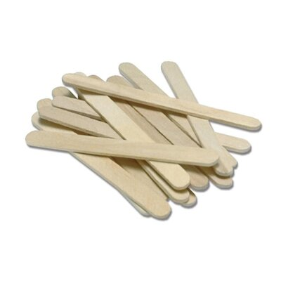 Pacon Corporation Natural Wood Craft Sticks