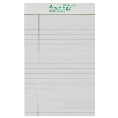 Pacon Corporation 144 Sheet Ecology Legal Pad