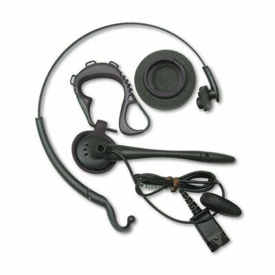 Plantronics Duoset Monaural Convertible Headset with Noise Canceling Microphone