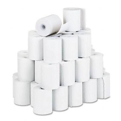 PM Company Recycled Receipt Roll, 50/Carton