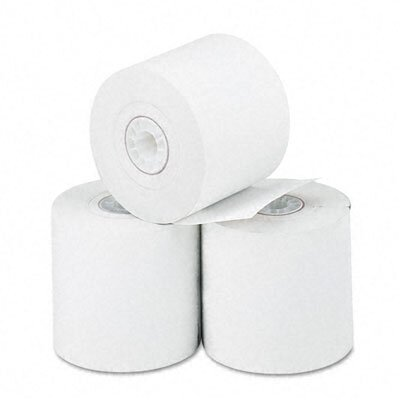 PM Company Thermal Paper Roll, Cash Register / Calculator, 3/Pack