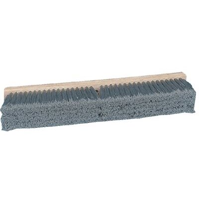 "Proline Brush Pro Line Brushes - Gray Flagged Polypropylene Floor Brushes Push Broom Gray Flagg D36"": 733-20436 - push broom gray flagg d36"""