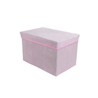 Rectangle Storage Box Stool