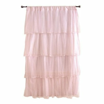 Tadpoles Multi-Layer Tulle Curtain Single Panel
