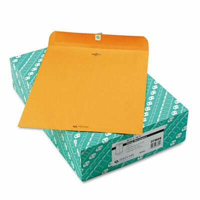 Quality Park Products Clasp Envelope, 11 1/2 X 14 1/2, 100/Box