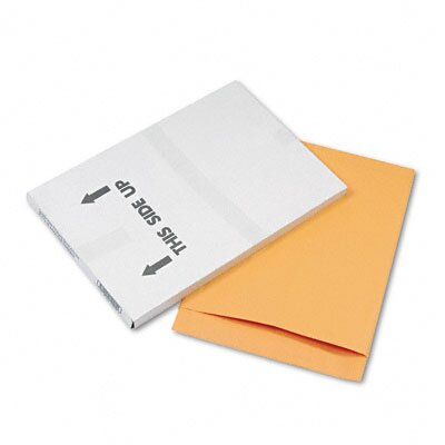 Quality Park Products Jumbo Size Kraft Envelope, 17 x 22, Light Brown, 25/box