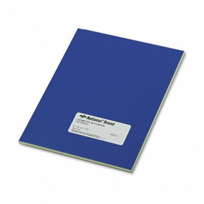 Rediform Office Products Chemistry Notebook, 60 Sheets/Pad