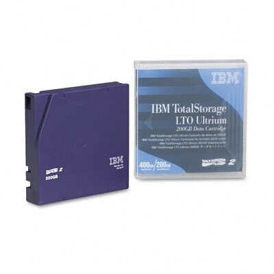 Ricoh® Ibm Ultrium Lto-2 Cartridge