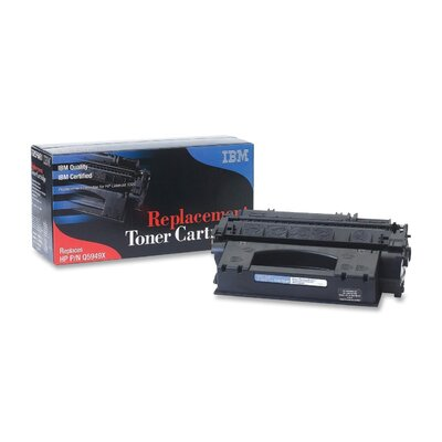 Ricoh® TG85P7002 Compatible Reman High-Yield Toner, 7,000 Page Yield, Black