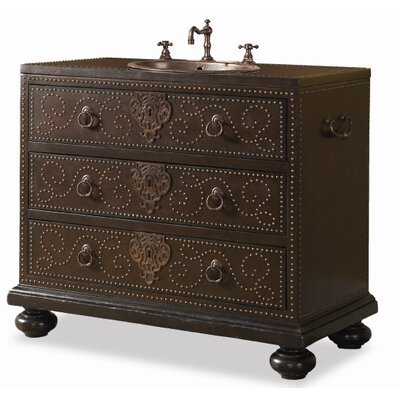 "Cole & Company Bellamy 43"" Vanity Set"
