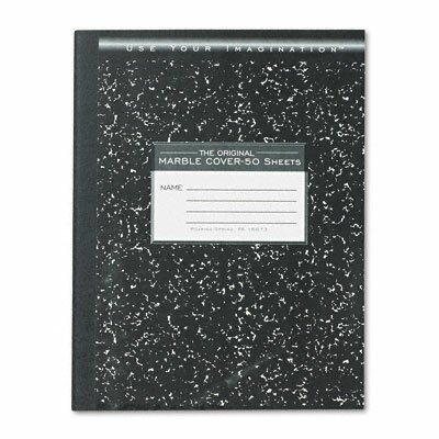 Roaring Spring Paper Products Marble Cover Composition Book