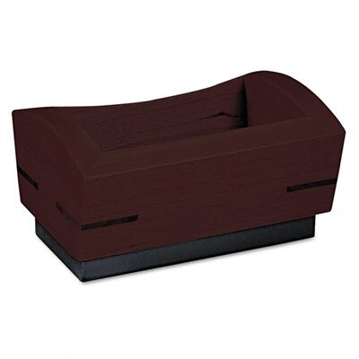 Rolodex Corporation Executive Woodline II Business Card Holder