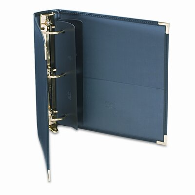 Samsill Corporation Classic Collection Ring Binder Portfolio, 8-1/2 x 11, 2in Capacity