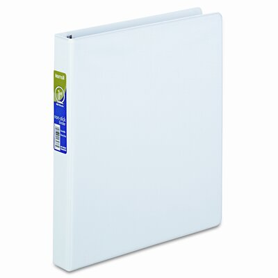 Round Ring Poly View Binder