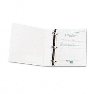 Nonstick View Binder, 11 X 8-1/2, 1-1/2